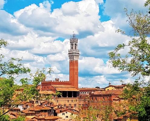 Siena Toscana attrazioni monumenti