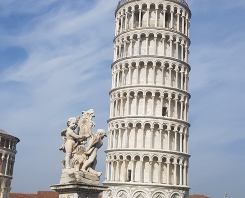Tuscany - Pisa attractions and monuments