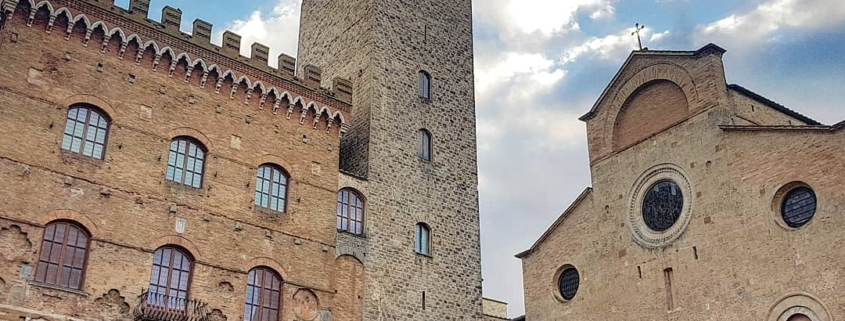 San Gimignano and its medieval towers