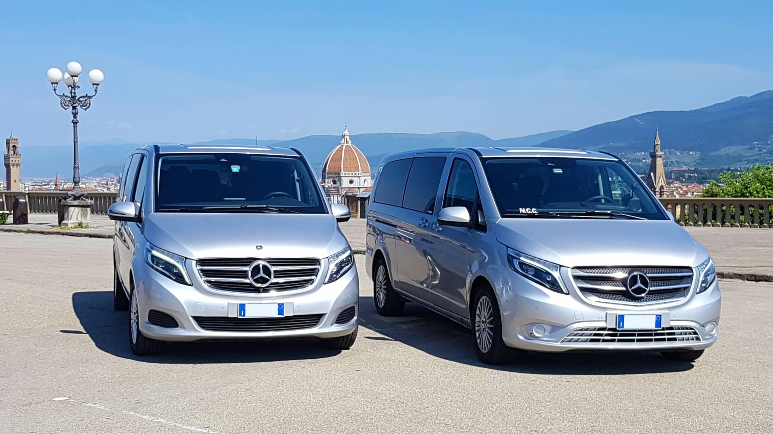 Tusci Car Service escursioni in Toscana Firenze